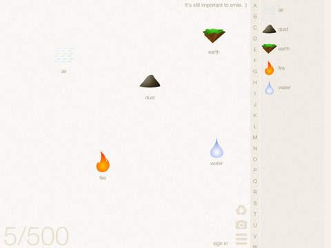 Little Alchemy Screenshot