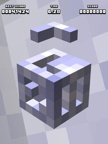 KEY - 3D Cubic Puzzle iPhone