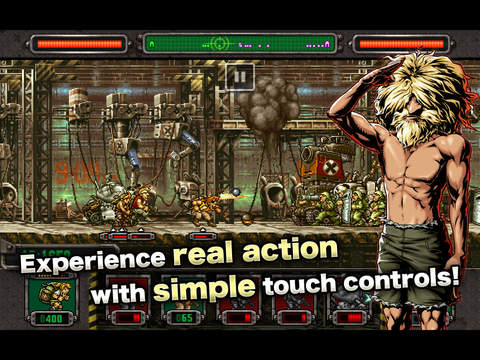 Screenshot 2 METAL SLUG DEFENSE