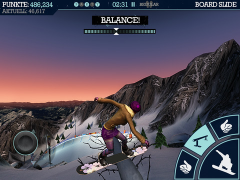 Snowboard Party iOS
