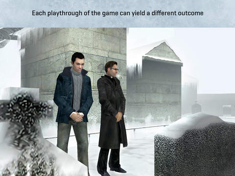 Fahrenheit: Indigo Prophecy Remastered iPhone iPad