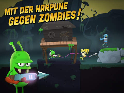 Zombie Catchers iOS