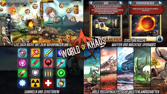 Screenshot 5 World of Khaos