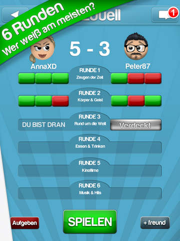 Screenshot 3 Quizduell