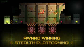 Stealth Inc. iOS Screenshots