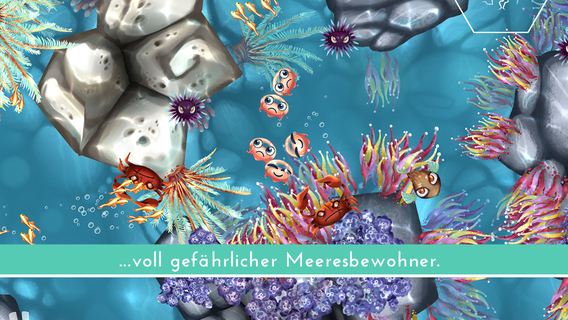 Jelly Reef iPhone iPad