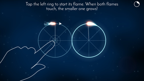 Zirkel – a new kind of puzzle game iPhone iPad