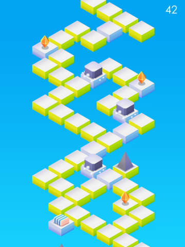 Casual Cube iOS Screenshots