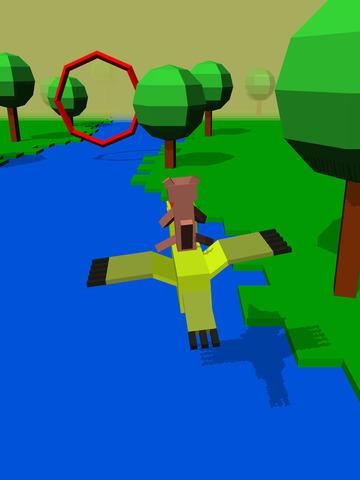 Screenshot 4 Super WeaselPecker: Air Ride