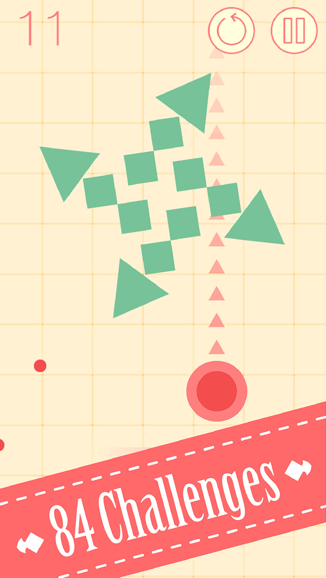 Super Beat Ball iOS Screenshots