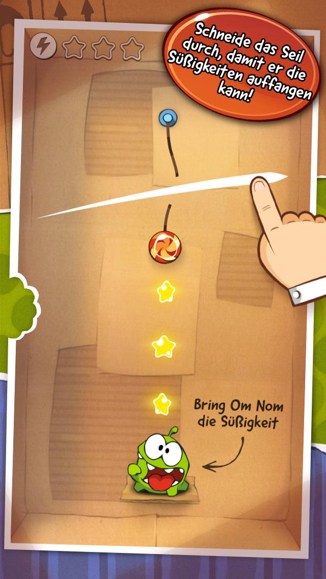 Screenshot 3 Cut the Rope