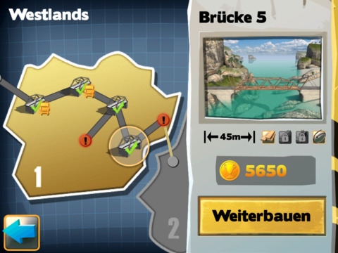 Screenshot 3 Bridge Constructor