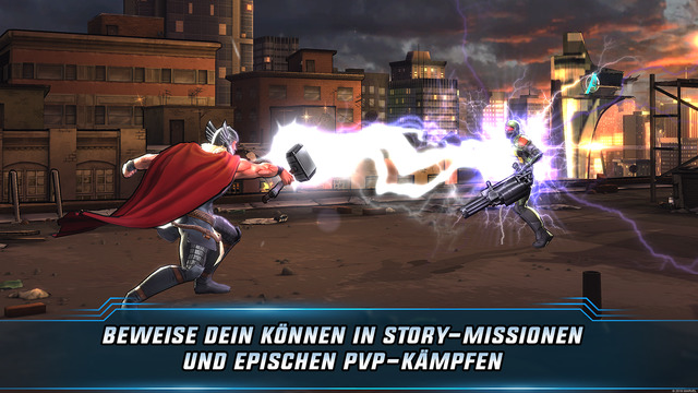 Marvel: Avengers Alliance 2 iOS