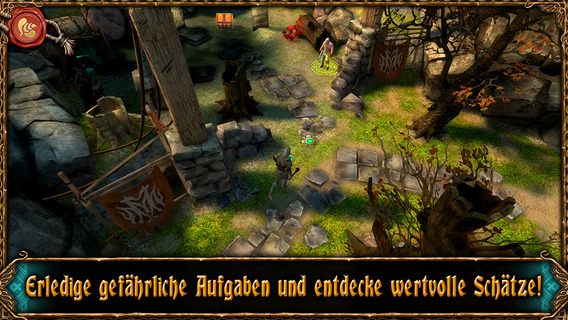 Spellcrafter – The Path of Magic iPhone iPad