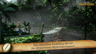 Geheimakte Sam Peters iOS Screenshots