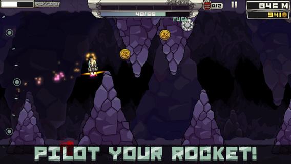 Flop Rocket iOS