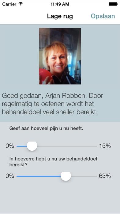 iPhone schermafbeelding 5