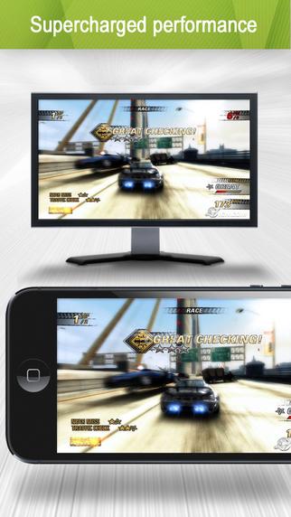 Splashtop 2 Remote Desktop for iPhone & iPod - Personal Screenshot