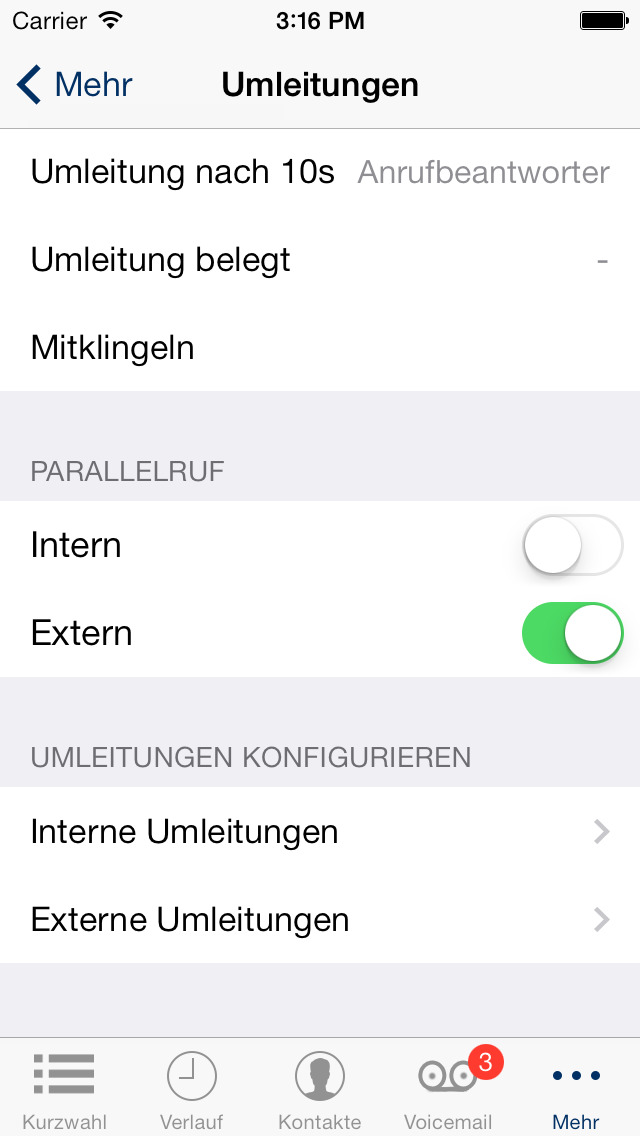 ios 8 kennenlernen Herford