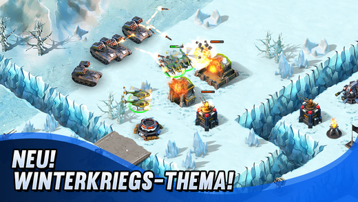 Tiny Troopers: Alliance iPhone iPad