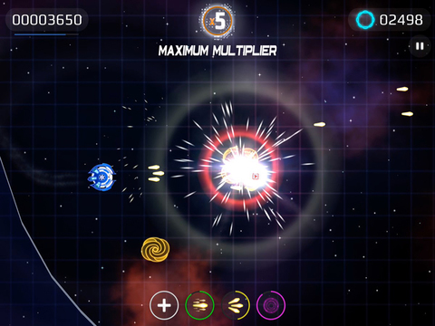 Star Drift iOS Screenshots