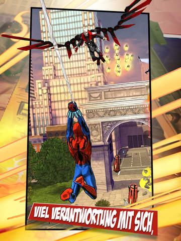 Spider-Man Unlimited iOS Gameloft