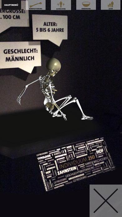 Sprechende Knochen – Centre Charlemagne, Neues Stadtmuseum der Stadt Aachen Screenshot