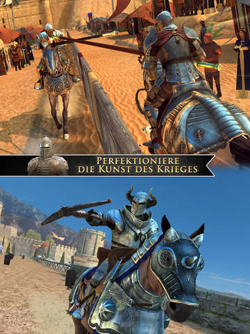 Screenshot 2 Rival Knights