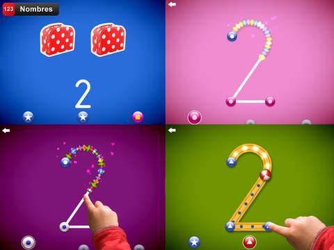 LetterSchool - Apprendre à écrire les lettres et les chiffres iPad
