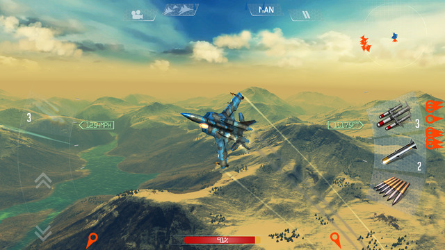 Sky Gamblers Air Supremacy iOS