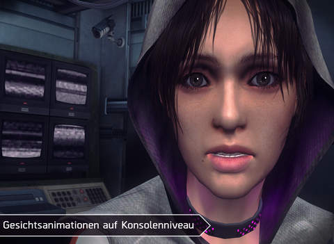 Republique iOS Screenshots
