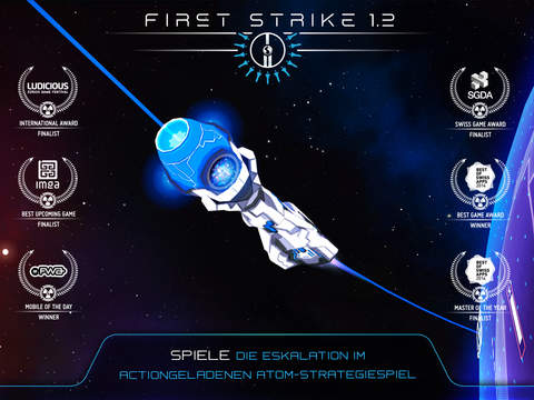 First Strike iPhone iPad