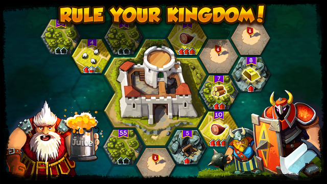 Angriff! - Tower Attack iOS