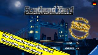 Scotland Yard iOS Screenshots