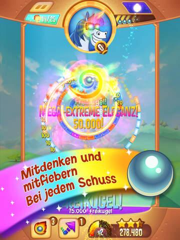 Peggle Blast iOS