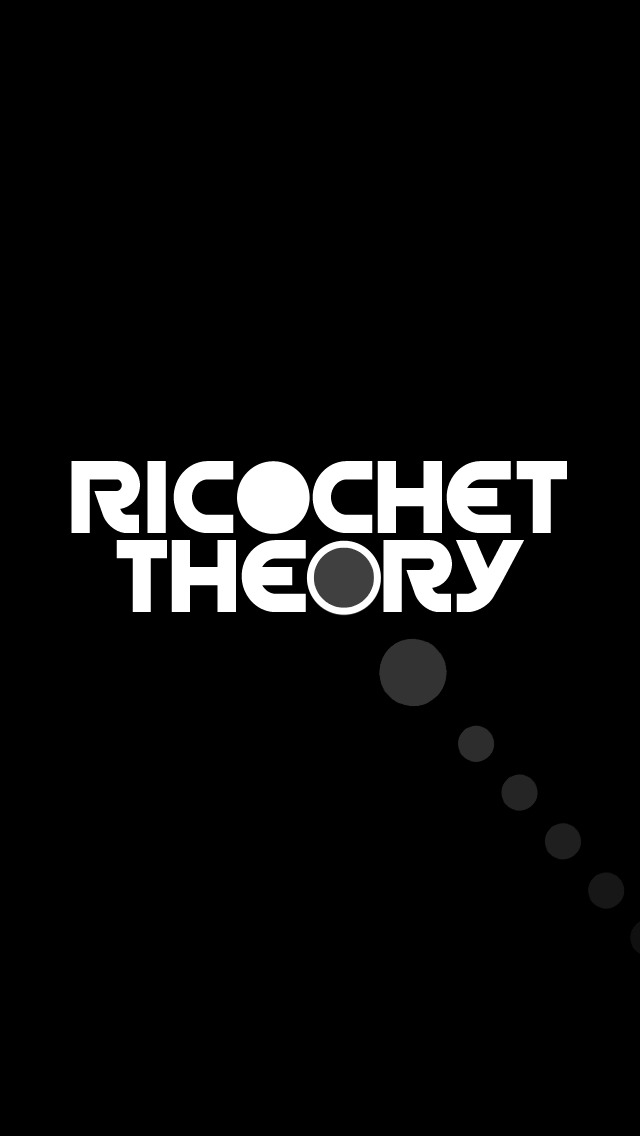 Ricochet Theory iOS Screenshots