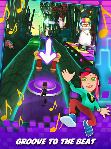 Pop Dash - Pop Culture & Music Runner iOS