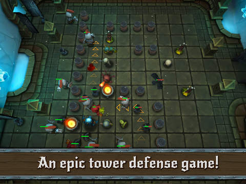 Beast Towers iOS Screenshots
