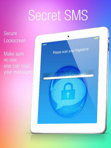 Protect Your SMS - Protect Your Life Screenshot