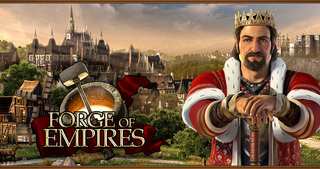 Forge of Empires iOS Screenshots