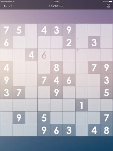 Sudoku Champions iPhone iPad