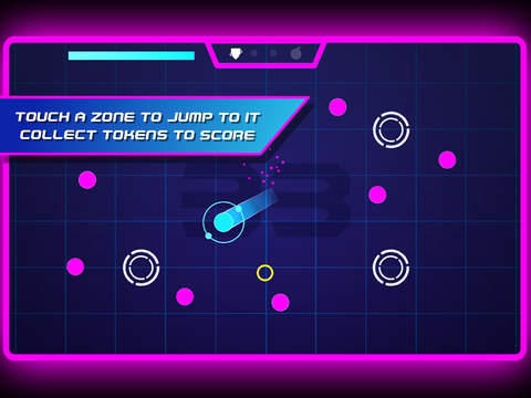 Screenshot 3 Dot Zone