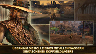 Oddworld: Stranger's Wrath iOS Screenshots