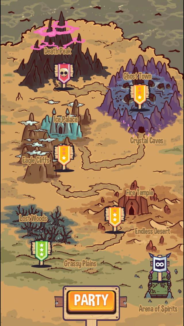 Screenshot 5 Swap Heroes 2