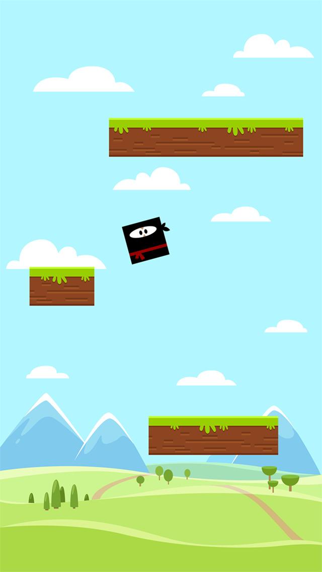 Mini Jump iOS Screenshots