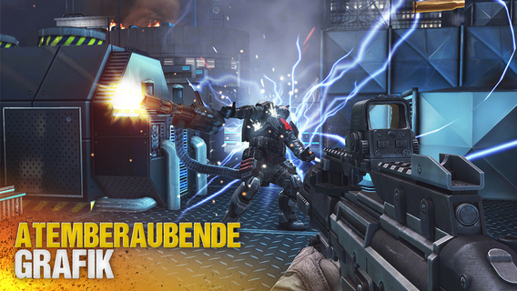 Screenshot 5 Modern Combat 5