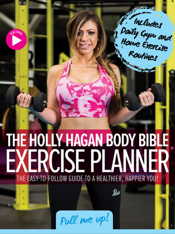 Holly Hagan's Body Bible on the App Store