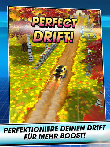 Mega Drift iPhone