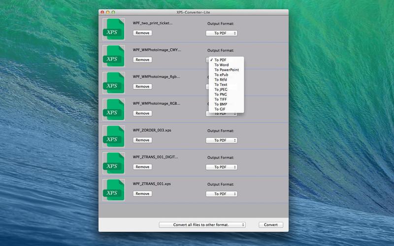 oxps to pdf converter filehippo