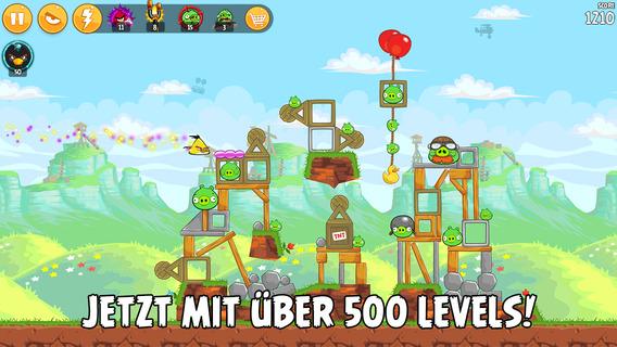 Screenshot 5 Angry Birds
